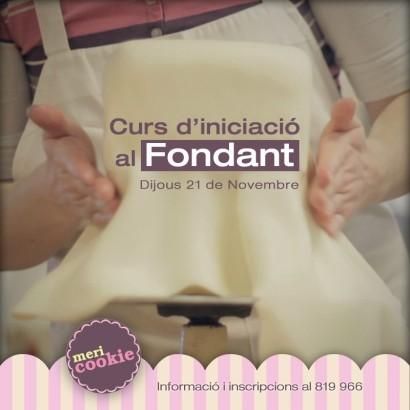 Iniciació al fondant21/11/2013
