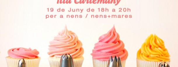 Decoració de Cupcakes 19/06/2014